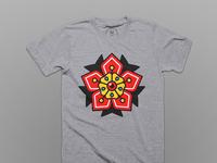 Eye of the Flower - T-Shirt