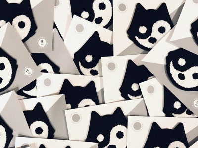 Yin Yang Felix - Patch felix the cat patches patch