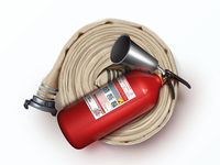 Fire safe icon