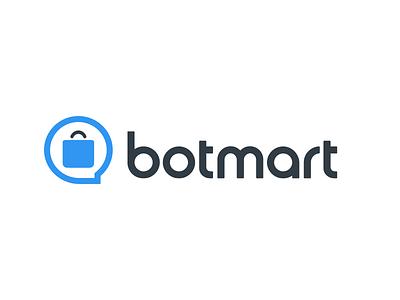 botmart botmart typography graphic logo vi branding brand identity