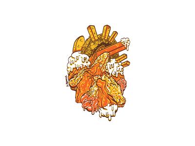 Fat Love / Hot Wings