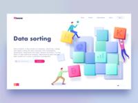 Web-Data sorting