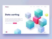 Web-Data sorting.
