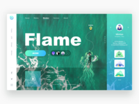 Flame Web