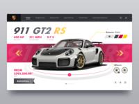 Porsche's official website_Exercises
