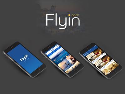 Mobile App | Flyin.com