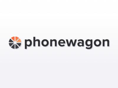 PhoneWagon logo refresh