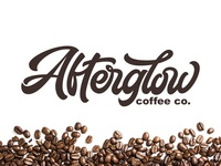 Afterglow Coffee Logotype