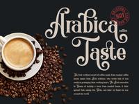 Arabica Taste