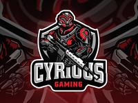 Cyrious Gaming Logo