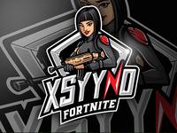 Xsyyno Fortnite Logo