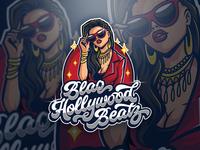 Black Hollywood Beatz Logo