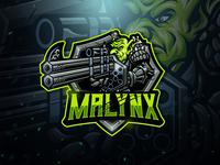 Malynx Esport Logo