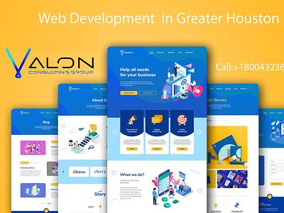 Web Development  in Greater Houston