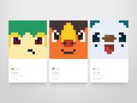 Pixel Pokemon - Gen 5