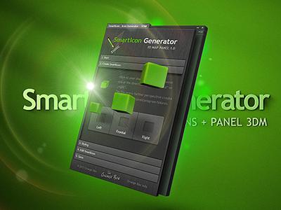 SmartIcon - 3D Icon Generator - Preview