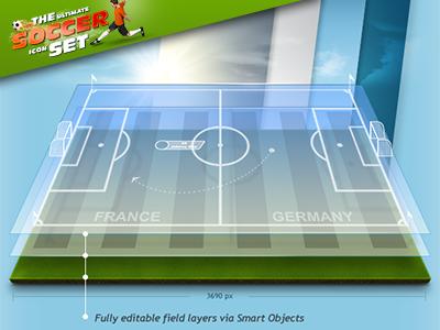 WIP 2 Soccer Set