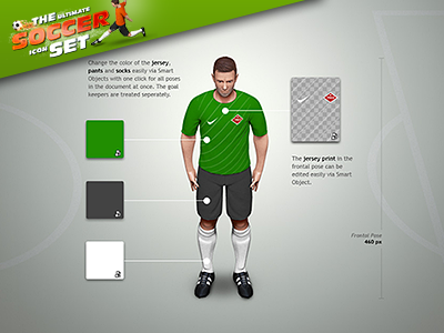 WIP 3 The Soccer Set