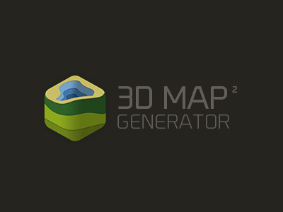 WIP 3D Map Generator 2 Isometric by Michael Tzscheppan Dribbble
