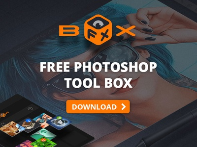 Free Photoshop FX Box Plugin download freebie add-on actions effects extension free plugin photoshop
