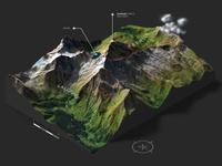 Goldberggruppe - 3D Map Generator Atlas