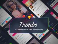 Trimbo Social App Ui Kit