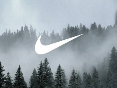What Does The Nike Symbol Means And Who Designed It By Visual