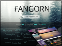 Fangorn UI Kit