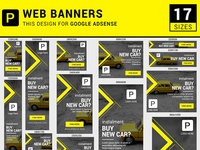 Web Ad Banners