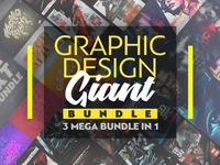 Graphic Design Giant Bundle