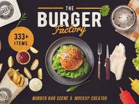 The Burger Bar – Scene Generator