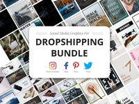 Dropshipping Graphics Bundle