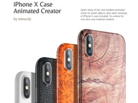 Iphone X Case Animated Creator