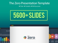 Infographic Business Powerpoint Presentation Template