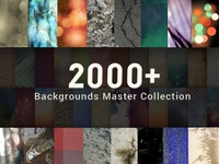 2000+ Backgrounds Master Collection