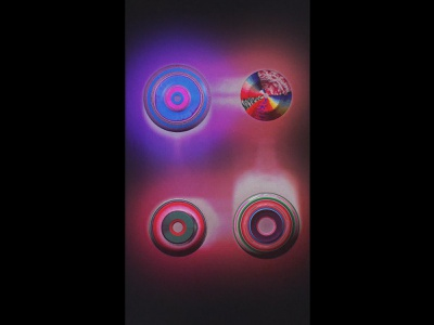 Siku geometry abstract texture 3d motion colors illustration animation debut 2d
