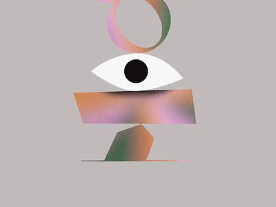 Equilibrio type ui design ilustracion motion colors illustration animation debut 2d