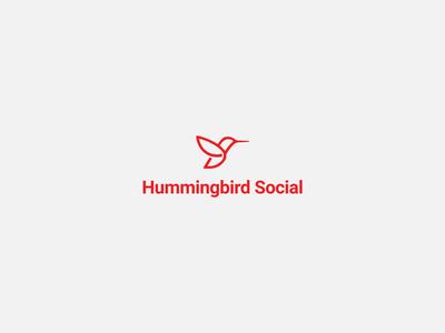 Hummingbird Social logo