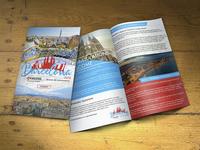Kyocera LAD Tour Booklet