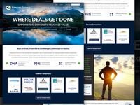 Capstone Partners Homepage