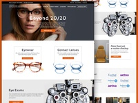 W&M Eye Care Homepage