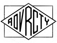 ADVRCTY monogram logo