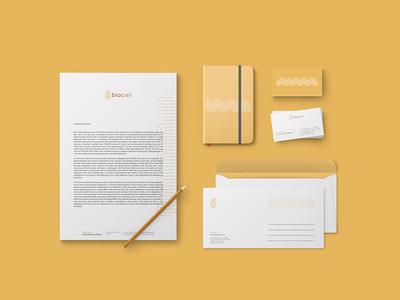 Biopan brand identity
