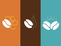 Bob Evans Coffee Icons