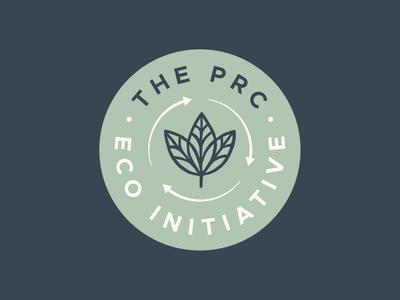 Eco Initiative logo mark lockup branding brand development brand identity initiative line organic shapes vector plant illustration leaf illustration leaf icon plant icon graphic green blue leaf plant eco