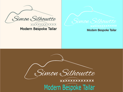 Simon Silhouette tailoring stitching sewing elements sewing design