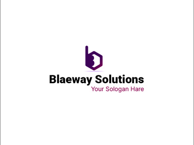 Blaeway Solutions Logo health fruity fruit fresh food expetise digital data cubical cubic cube core box