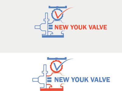 New youk Valve logo Design race print ny motorcycle monochrome label isolated grunge garage engine emblem design crossed club car biker automobile auto authenthic