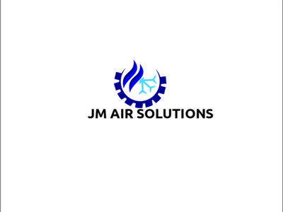 Jm Air Solutions Logo Desing problem people opportunity maze management leadership intelligence illustration idea find direction decision concept choice challenge business bulb brainstorming brain abstract