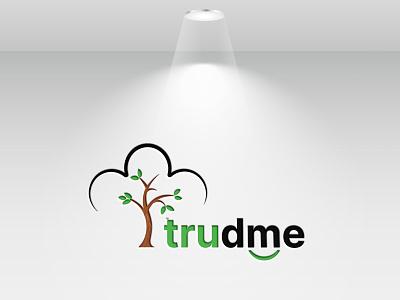 Trudme Logo Desigb service seo presentation plan manager management leader icons icon global finance decisions communication businessman business brainstorming